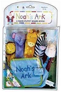 Download Noah's Ark: A Hand-Puppet Board Book ePub
