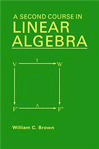 Download A Second Course in Linear Algebra ePub