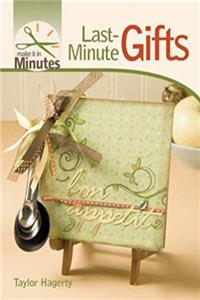 Download Make It in Minutes: Last-Minute Gifts ePub