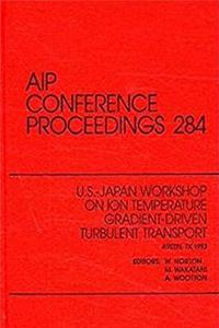 Download US-Japan Workshop on ION Temperature Gradient Turbulent Transport (AIP Conference Proceedings) ePub