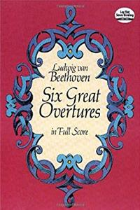 Download Six Great Overtures in Full Score (Dover Music Scores) ePub