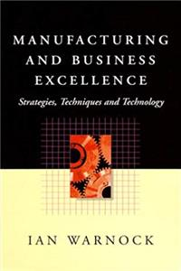 Download Business and Manufacturing Excellence ePub