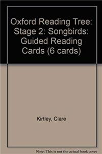 Download Oxford Reading Tree: Stage 2: Songbirds: Guided Reading Cards (6 Cards) ePub