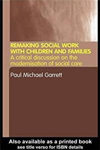 Download Remaking Social Work with Children and Families ePub