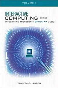 Download The Interactive Computing Series: Office XP Vol II ePub