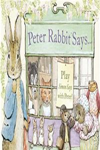 Download Peter Rabbit Says ePub