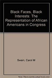 Download Black Faces, Black Interests: The Representation of African Americans in Congress ePub