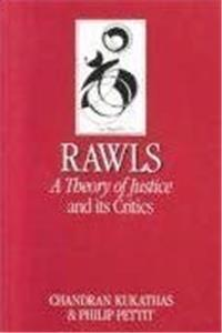 Download Rawls: 'A Theory of Justice' and Its Critics (Key Contemporary Thinkers) ePub