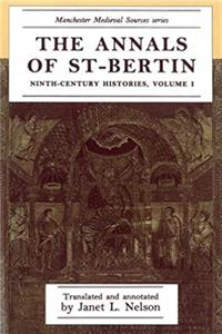 Download The annals of St-Bertin: Ninth-century histories (Manchester Medieval Sources MUP) ePub