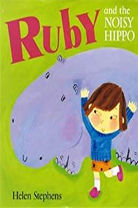 Download Ruby and the Noisy Hippo ePub