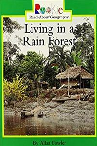 Download Living in a Rain Forest (Rookie Read-About Geography (Paperback)) ePub