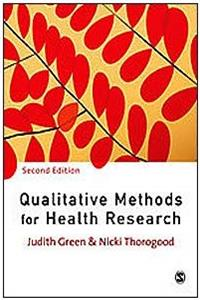 Download Qualitative Methods for Health Research (Introducing Qualitative Methods series) ePub