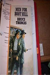 Download Men for Boot Hill (Lythway Large Print Series) ePub