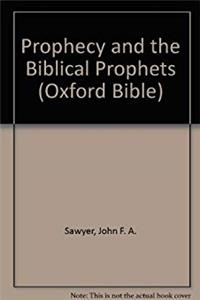 Download Prophecy and the Biblical Prophets (Oxford Bible Series) ePub