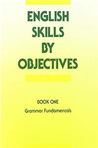 Download ENGLISH SKILLS BY OBJECTIVES BOOK 1 88C ePub