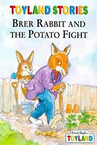 Download Brer Rabbit and the Potato Fight ePub