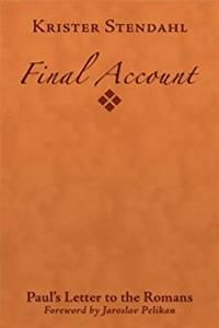 Download Final Account: Paul's Letter to the Romans ePub