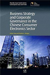 Download Business Strategy and Corporate Governance in the Chinese Consumer Electronics Sector (Chandos Asian Studies Series) ePub