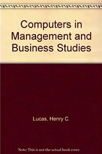 Download Computers in management and business studies ePub
