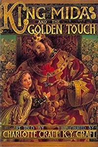 Download King Midas and the Golden Touch ePub