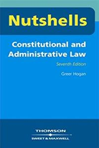 Download Constitutional and Administrative Law (Nutshells) ePub