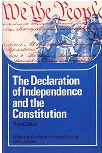 Download The Declaration of Independence and the Constitution (Problems in American Civilization) ePub