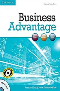Download Business Advantage Intermediate Personal Study Book with Audio CD ePub