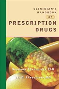 Download Clinician's Handbook of Prescription Drugs ePub