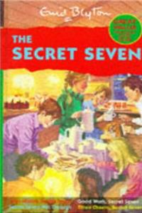 Download Secret Seven Library:  Go Ahead, Secret Seven  ,  Good Work, Secret Seven  ,  Secret Seven Win Through  ,  Three Cheers, Secret Seven  Bks. 5-8 (Secret Seven) ePub