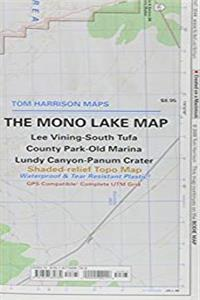 Download Mono Lake, CA Lee (Tom Harrison Maps) ePub