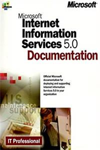 Download Microsoft Internet Information Services 5.0 Documentation (It-Documentation Sets) ePub