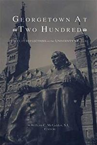 Download Georgetown at Two Hundred: Faculty Reflections on the University's Future ePub