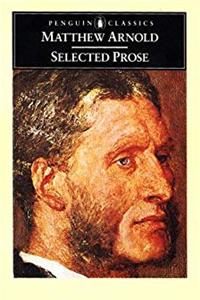 Download Arnold: Selected Prose (Penguin English library EL58) ePub