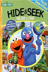 Download Sesame Street Hide  Seek: Near  Far (First Look and Find) ePub