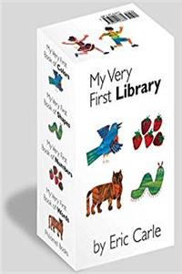 Download My Very First Library: My Very First Book of Colors, My Very First Book of Shapes, My Very First Book of Numbers, My Very First Books of Words ePub