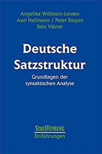 Download Deutsche Satzstruktur. ePub