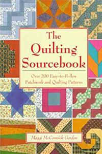 Download The Quilting Sourcebook: Over 200 Easy-To-Follow Patchwork  Quilting Patterns ePub