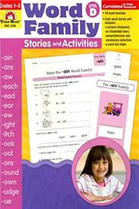 Download Word Family Stories and Activities, Level D ePub