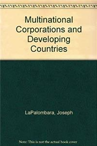 Download Multinational Corporations and Developing Countries (Report - The Conference Board ; no. 767) ePub