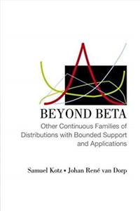 Download Beyond Beta: Other Continuous Families Of Distributions With Bounded Support And Applications ePub