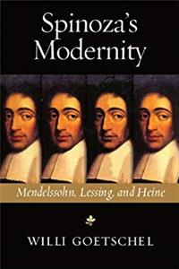 Download Spinoza's Modernity: Mendelssohn, Lessing, and Heine ePub