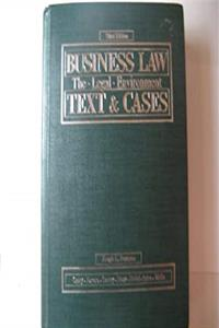 Download Business law: Text  cases, the legal environment ePub