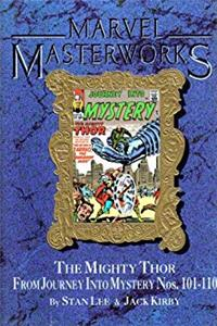Download Marvel Masterworks: The Mighty Thor (Journey into Mystery #101-110) ePub