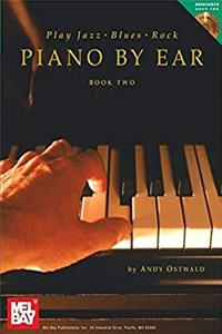 Download Mel Bay Play Jazz, Blues,  Rock Piano by Ear, Book Two ePub