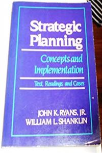Download Strategic planning, concepts and implementation: Text, readings, and cases ePub