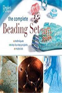 Download The Complete Beading Set: Techniques - Step-by-Step Projects - Materials ePub