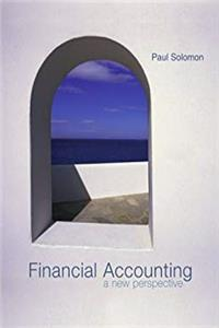 Download Financial Accounting: A New Perspective ePub
