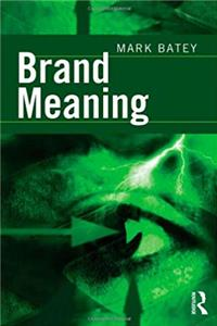 Download Brand Meaning ePub