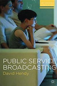 Download Public Service Broadcasting (Key Concerns in Media Studies) ePub