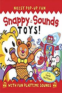 Download Snappy Sounds: Toys! ePub